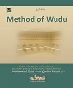 Method of Wudu (Hanafi)