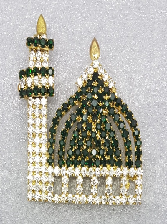 Gumbad Badge Large